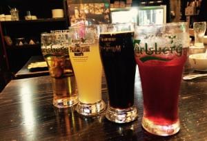 お酒セミナーレポート クラフトビール@SMOKE CAFE