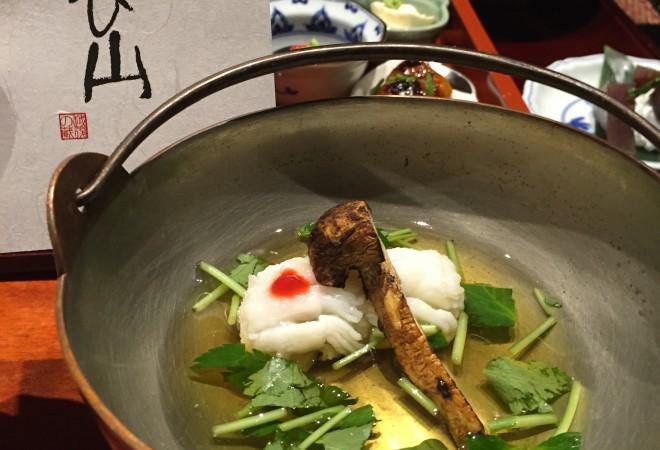 日本酒+和食がやっぱりおいしい。