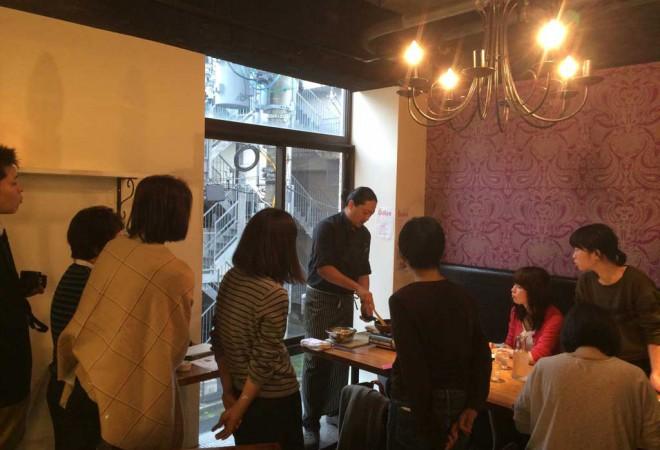 【スクールレポート】スパイス料理教室@イジカリ