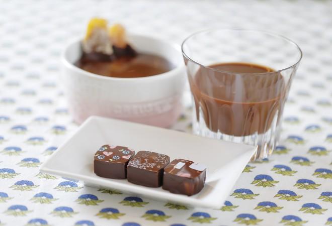 手作りバレンタインチョコレートを作ろう!