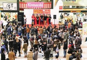 【今週末】新潟ラーメンの頂上決戦!【1/23(土),24(日)】