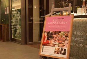 【イベントレポート】コスメで美肌&ワインで乾杯!セシール×Komachi BEAUTY DINNER PARTY